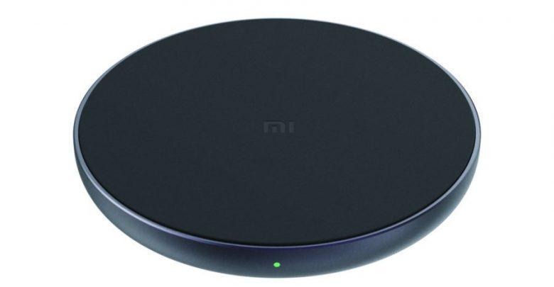 Xiaomi Wireless Charging pad, безпроводная зарядка